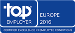 Top Employer 2016 - Europe