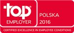 Top Employer 2016 - Polska